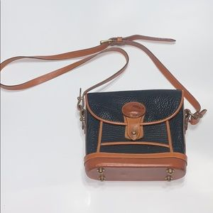 Vintage Dooney And Bourke All-Weather Leather Bag